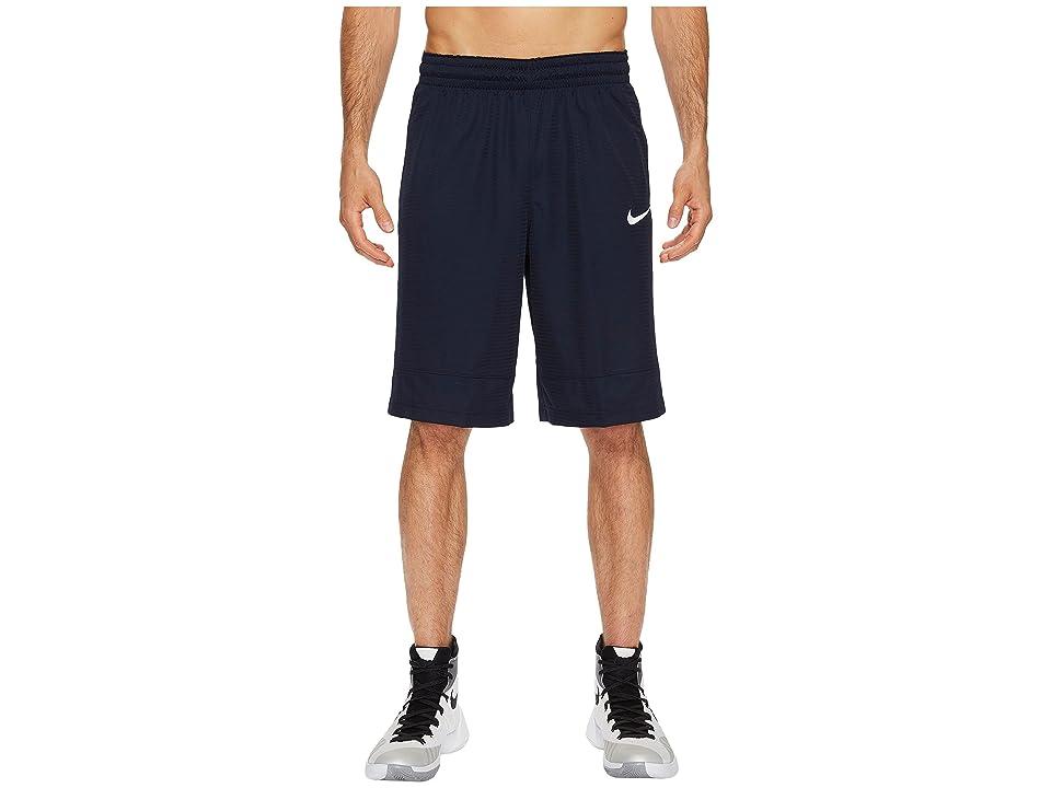 Nike Fastbreak Basketball Short (Obsidian/White) Men