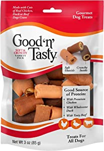Good'n'Tasty Gourmet Dog Treats For All Dogs