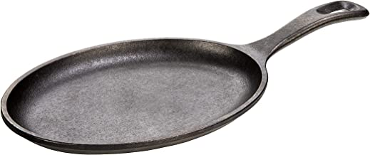 صينية تقديم بيضاوية من الحديد المصبوب LOS3 من لودج