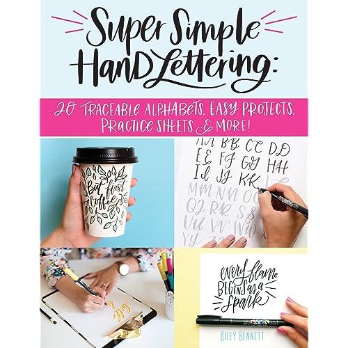 Craft Lettering Amazon Com