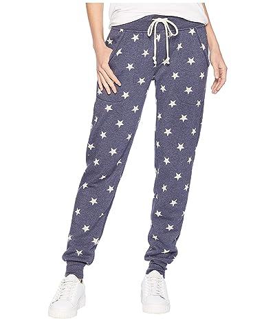 Alternative Eco Fleece Jogger Pant (Stars) Women