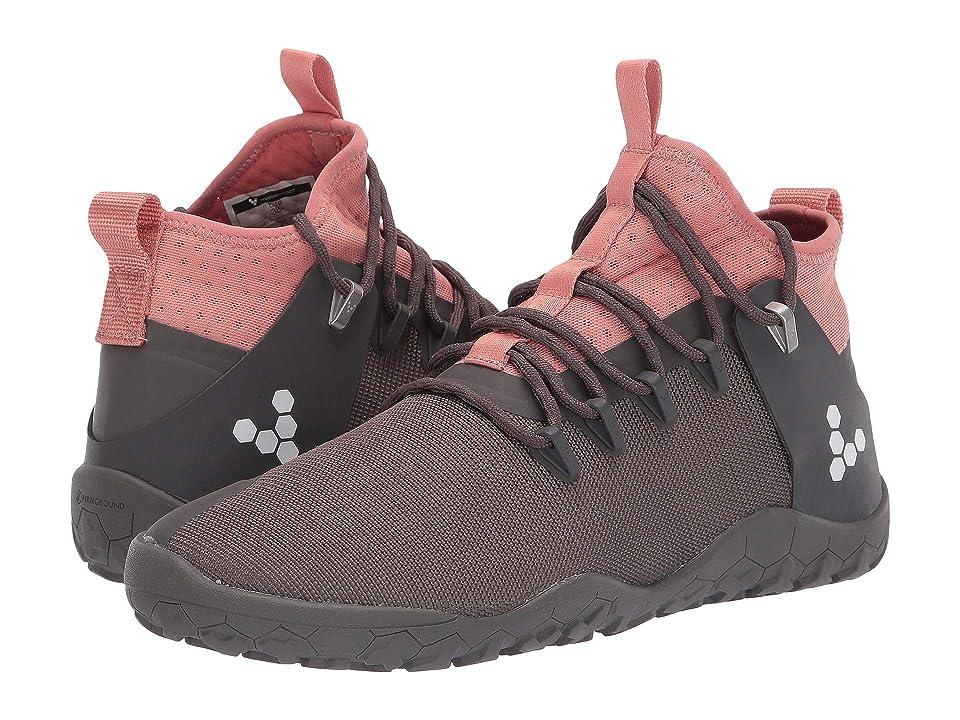 Vivobarefoot Magna Trail Nylon (Grey/Pink) Women