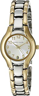 Women's 10-6777SVTT Two-Tone Dress Watch with an Easy to Read Dial