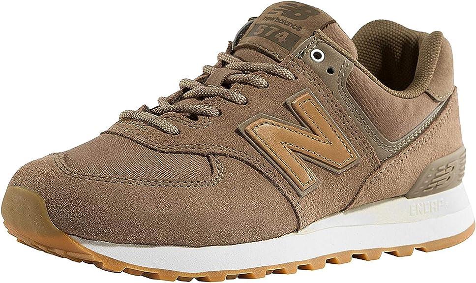 New Balance Wl574-clm-b, Sneakers Basses Femme, Marron (Braun ...