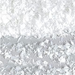 amscan Flurry White Christmas Plastic Faux Snow | Party Decoration