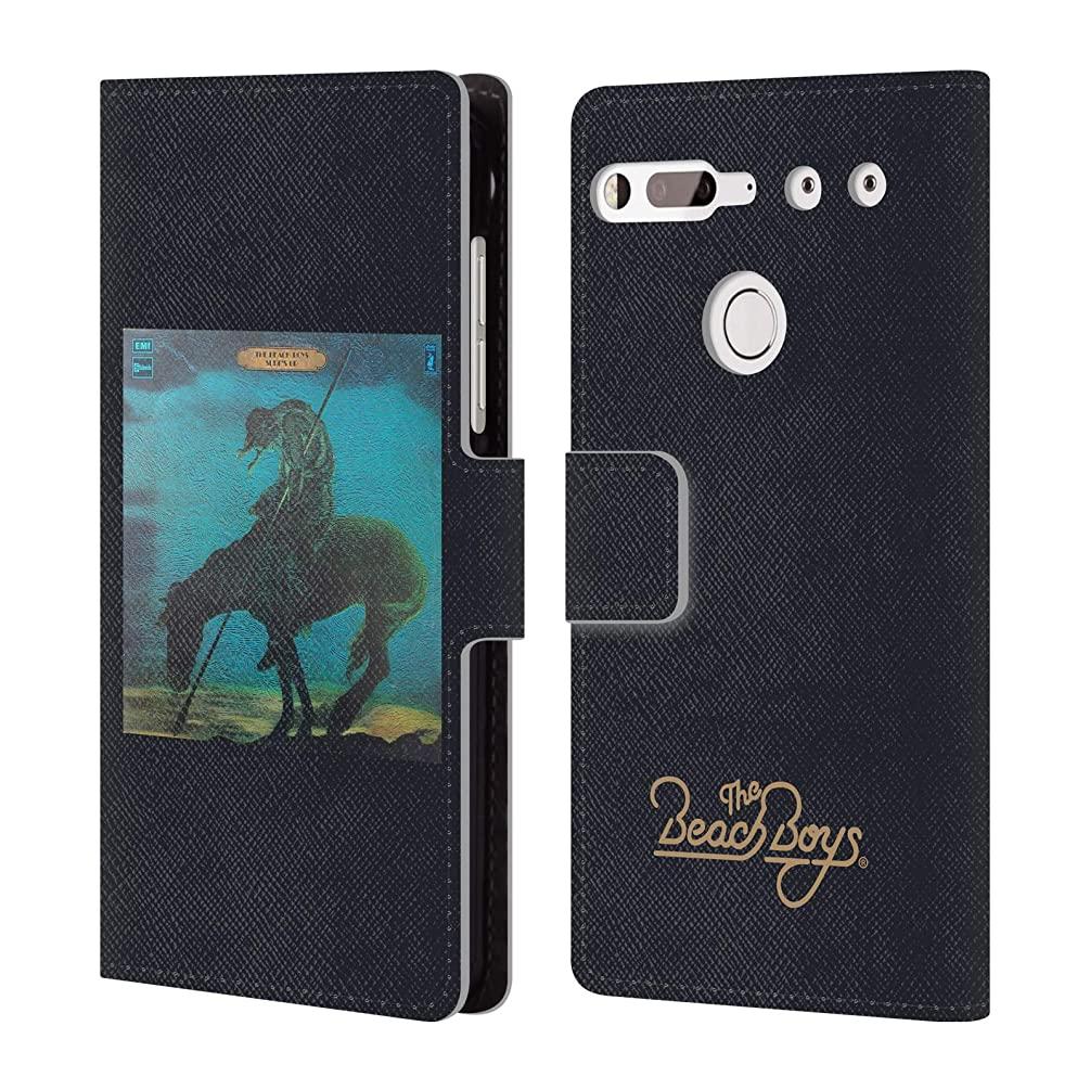 Official The Beach Boys Surfs Up Album Cover Art Leather Book Wallet Case Cover for Essential PH-1