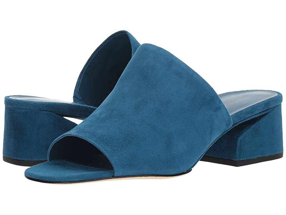 Via Spiga Porter (Peacock Suede) Women