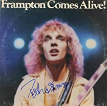 Peter Frampton Autographed Frampton Comes Alive Album Cover With Blue Ink - COA - PSA/DNA Certified