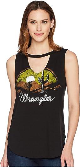 Wrangler - Western Knit Fashion Shirt