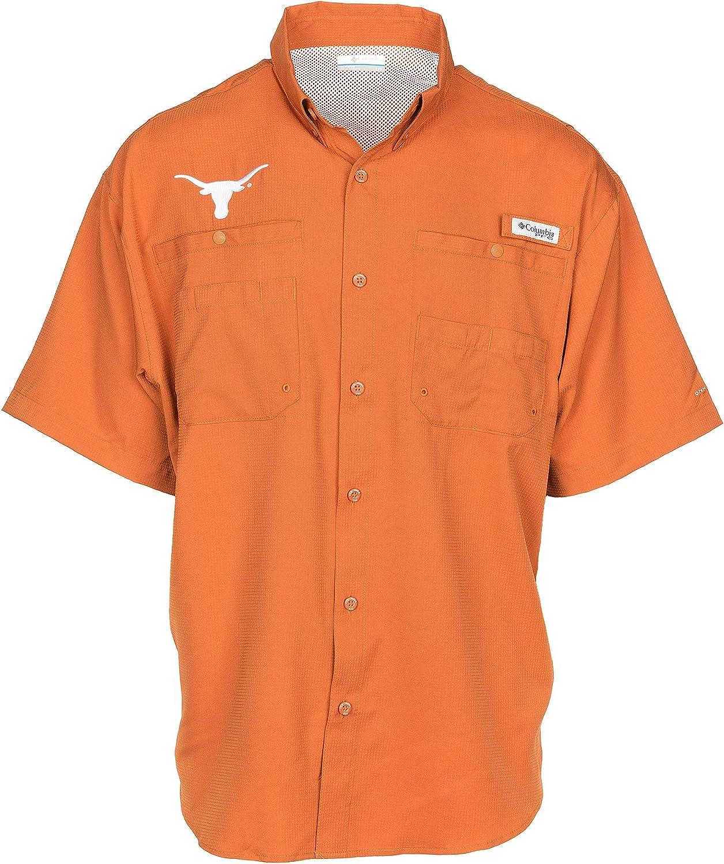 University of Texas Authentic Apparel NCAA Mens Tamiami