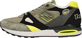 Lotto Syn Stabi SD Sneaker Verde da Uomo 212404-5MM