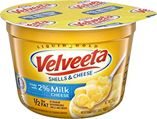 Velveeta Shells and Cheese Single Serve Microwave Dinner (2.19 oz Cup)