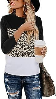Best leopard print tee shirt Reviews