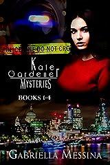 Kate Gardener Mysteries Books 1-4 Kindle Edition