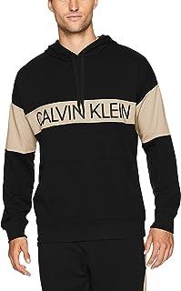 CALVIN KLEIN Men's Statement Graphic Lounge Long Sleeve Hoodie