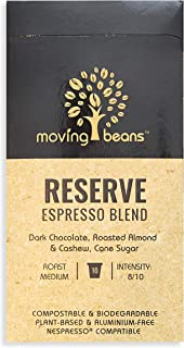 Moving Beans Reserve Espresso Blend Coffee