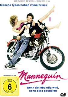 MANNEQUIN - MOVIE [DVD] [1987]