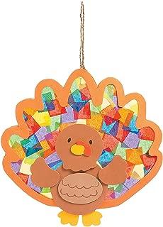 Best tissue paper turkey craft Reviews