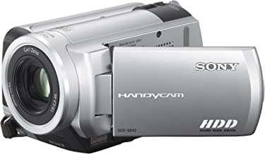 Sony DCR-SR40 30GB Hard Disk Drive Handycam with 20x Optical Zoom (Discontinued by Manufacturer)