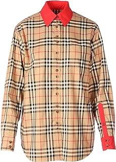 BURBERRY Luxury Fashion Womens 8024251 Beige Shirt |