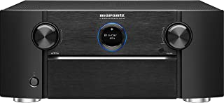 Marantz AV Receiver SR7013 - 9.2 Channel with eARC | Auro 3D, IMAX Enhanced, Dolby Surround Sound –125W 3 Zone Power | Amazon Alexa Compatibility & Online Streaming| Works with Home Automation Systems