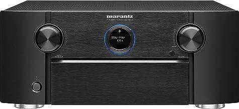 Marantz AV Receiver SR7013 - 9.2 Channel with eARC | Auro 3D, IMAX Enhanced, Dolby Surround Sound –125W 3 Zone Power | Ale...