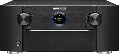 Marantz AV Receiver SR7013 - 9.2 Channel with eARC | Auro 3D, IMAX Enhanced, Dolby Surround Sound –125W 3 Zone Power | Alexa + HEOS Compatibility