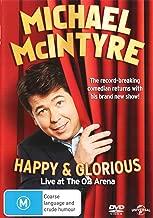 Michael Mcintyre Happy & Glorious | NON-USA Format | PAL | Region 4 & 2 Import - Australia