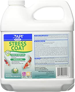 PondCare 317163041406 140d 64 Oz Stress Coat Fish and Water Conditioner