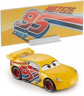 Disney Pixar Cars 3 Final Race Cruz Die-cast Vehicle