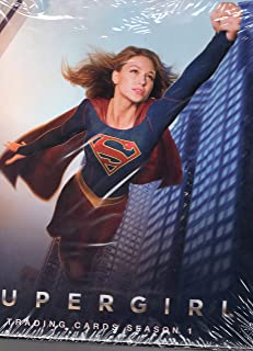 supergirl trading cards