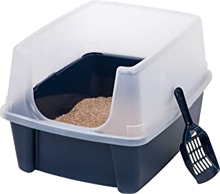 IRIS Jumbo Litter Box with Litter Scoop
