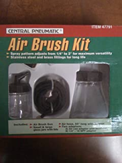 Best central pneumatic airbrush kit 47791 Reviews