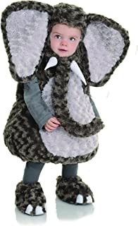 UNDERWRAPS unisex-child Underwraps Toddler's Elephant Belly Babies Costume Costume