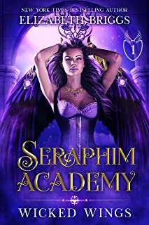 Seraphim Academy 1: Wicked Wings (English Edition)