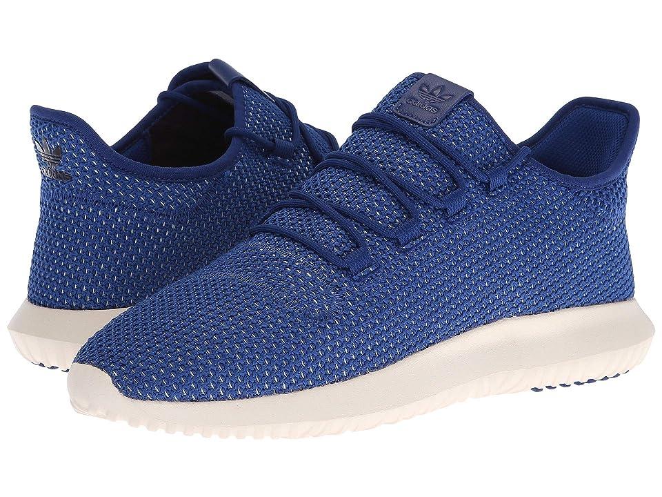 adidas Originals Tubular Shadow CK (Mystery Ink/Clear Grey/Chalk White) Men's Shoes, Blue