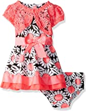 Limited Too Baby Girl's Printed Sundress with Shurg Dress