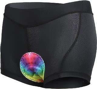 SKYSPER Women Cycling Underwear Shorts 3D Padded Gel Lightweight Breathable Quick Dry