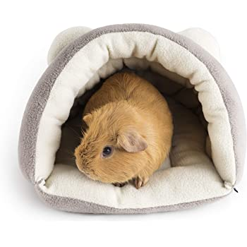 Amazon Com Janyoo Syrian Hamster Bed Hideout Accessories Hedgehog Hammock House Tunnels For Rat Sugar Glider Pet Supplies