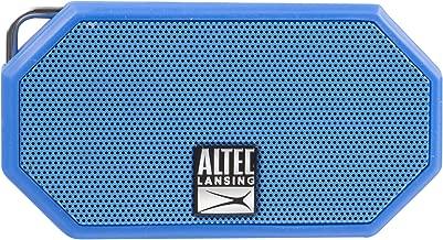 Altec Lansing IMW258 Mini H2O 3 Portable Bluetooth Waterproof Speaker (Blue) …