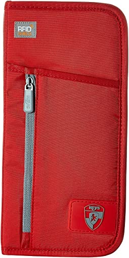 Heys America - RFID Blocking Document Wallet