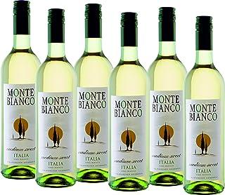 Monte Bianco Weißwein lieblich 6 x 0.75 l