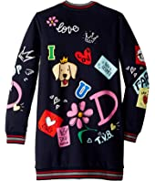 Dolce & Gabbana Kids - Blackboard Sweatshirt (Big Kids)