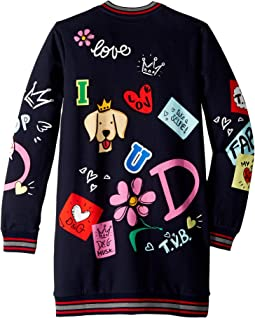 Blackboard Sweatshirt (Big Kids)