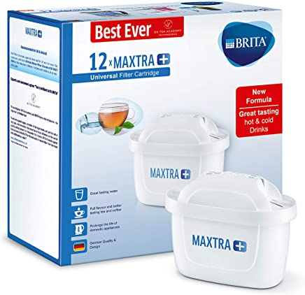 BRITA MAXTRA+ water filter cartridge -12 pack