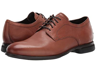 Cole Haan Holland Grand Plain Toe Oxford (British Tan) Men