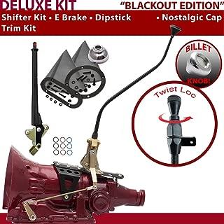 American Shifter 529255 Shifter (45RFE 23 Swan E Brake Trim Kit Dipstick for F55D6)