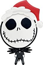 Loungefly X Disney LASR Exclusive Nightmare Before Christmas Jack Santa Doll Mini Backpack