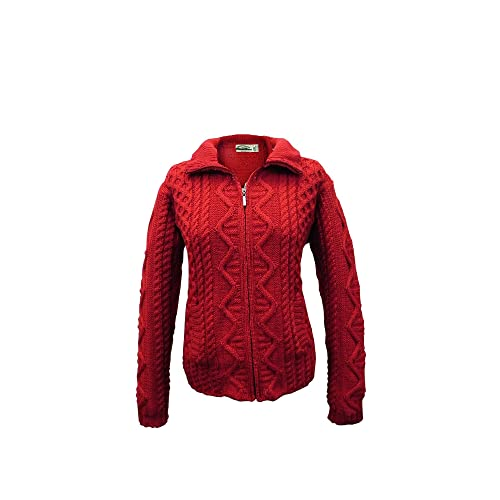 300e4ada7f88 Red Wool Sweater  Amazon.com