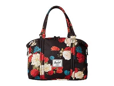 Herschel Supply Co. Strand (Vintage Floral Black) Duffel Bags